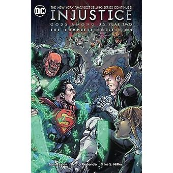 Injustice Year Two the Complete Collection - Year 2 complete collectio
