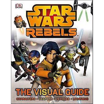 Star Wars si ribella la guida visiva di DK - Adam Bray - 9781409353300 B