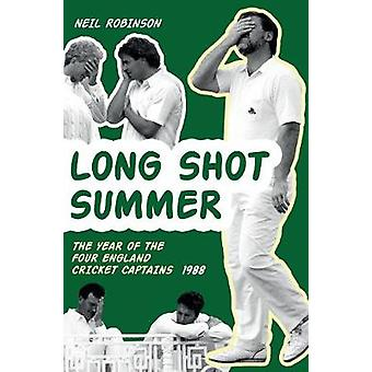 The Long Shot Summer the Year of Four England Cricket Captains 1988 b