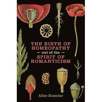 O nascimento da homeopatia fora o espírito do romantismo, por Alice A.