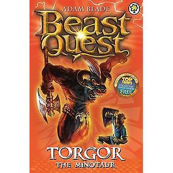 Torgor Minotauros av Adam Blade - 9781846169977 bok