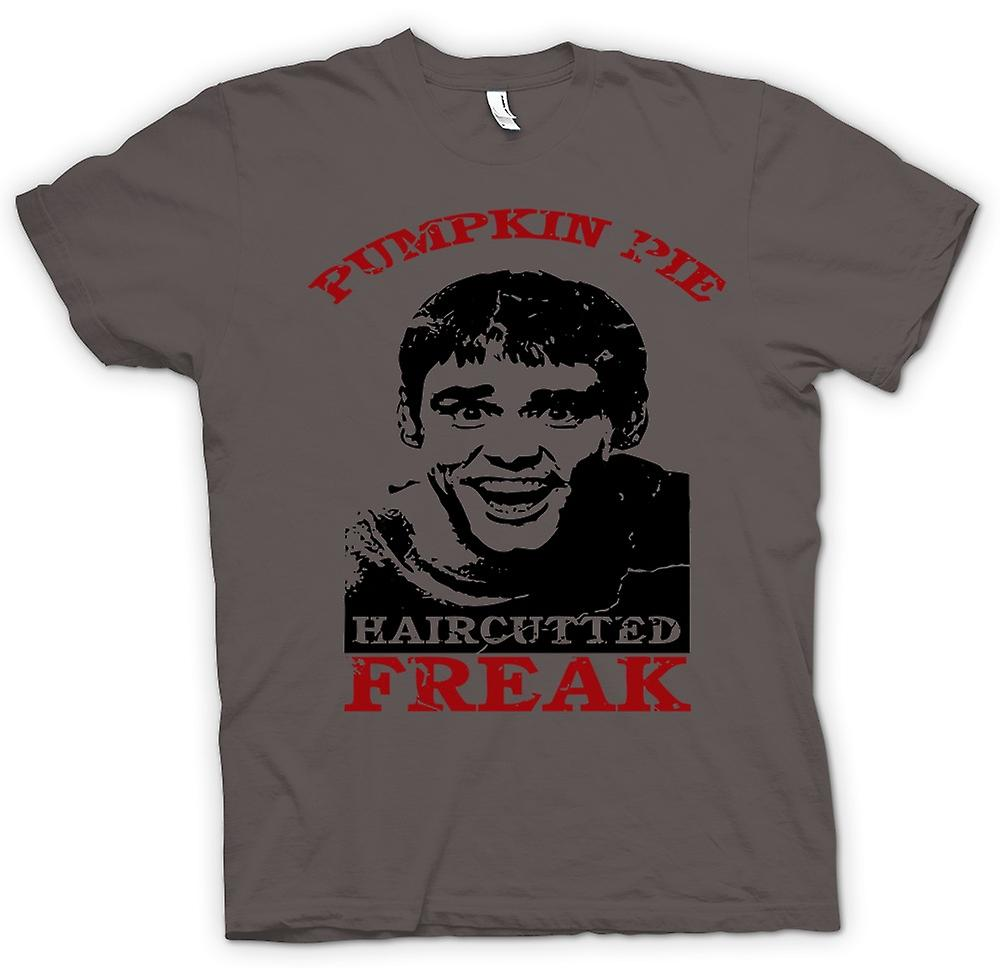 Womens T-shirt - Dumb And Dumber - Pumpkin Pie - Hair