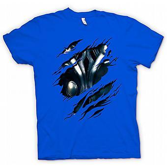 Womens T-shirt - Thor Super Hero Ripped Design