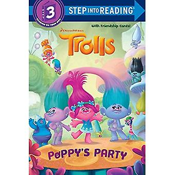 Trolls Deluxe Step Into Reading with Cardstock (DreamWorks Trolls)