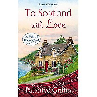 Till Skottland med kärlek (kiltar och täcken)