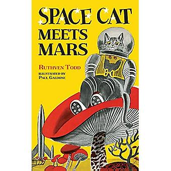 Space Cat Meets Mars