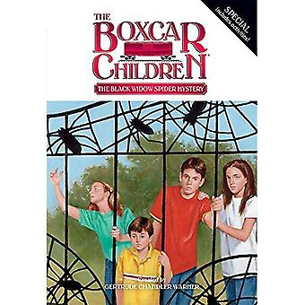 Special #21, the Black Widow Spider Mystery (Boxcar Children Special)