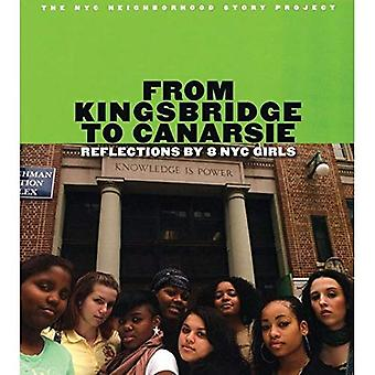 From Kingsbridge to Canarsie: Reflections by 8 NYC Girls