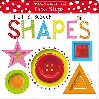 My First Book of Shapes (scholastische kinderen)