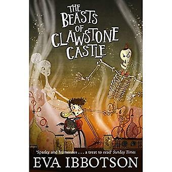 Djuren på Clawstone Castle