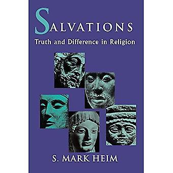 Salvations: Sanning och skillnaden i Religion (tro möter tro)