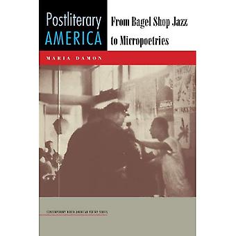 Postliterary Amerika: Von Bagel Shop Jazz bis Micropoetries