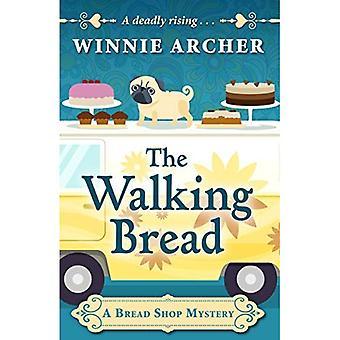 The Walking Bread (Bread Shop Mystery)