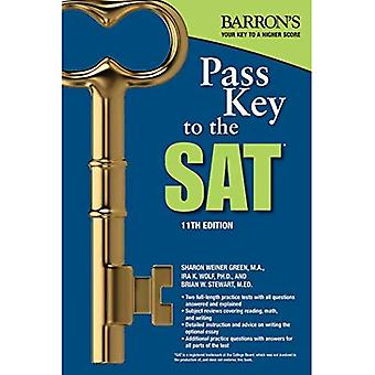 Pass Key to the SAT, 11th� Edition