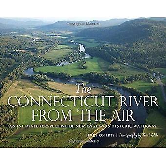 Le fleuve Connecticut, de l'Air: un point de vue intime de la voie navigable historique de la nouvelle-Angleterre