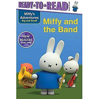 Miffy und der Band (Miffy Abenteuer, groß und klein)