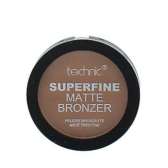 Technic Superfine Powder Matte Bronzer Compact ~ Medium