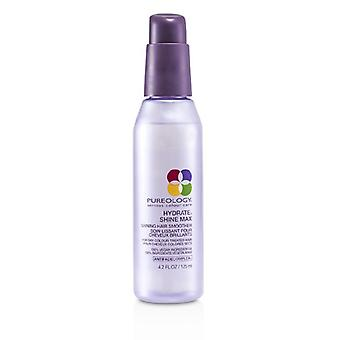 Pureology Hydrate Shine Max Shining Hair Smoother (For Dry Colour-Treated Hair) 125ml/4.2oz