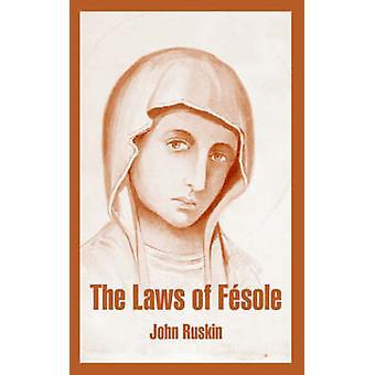 Lagarna i Fesole den av Ruskin & John