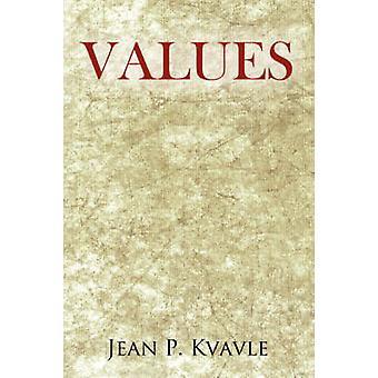 Values by Kvavle & Jean P.