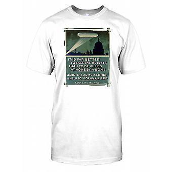 World War II Britain Army Campaign Kids T Shirt