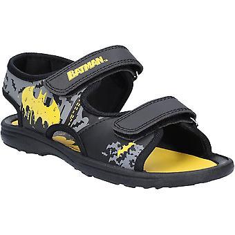 Leomil chłopców Batman łatwo nosić lekkie letnie sandały