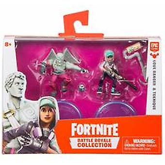 Ranger Fortnite miłość idealna Teknique Battle Royal Collection 2 rysunek Pack