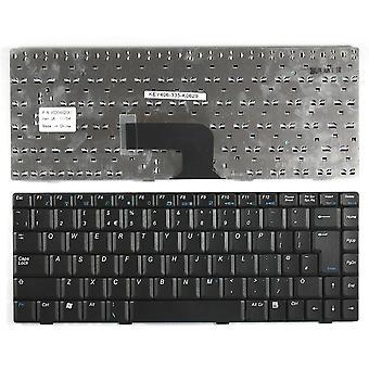 ASUS V030462CK1 zwarte UK lay-out vervanging Laptop toetsenbord