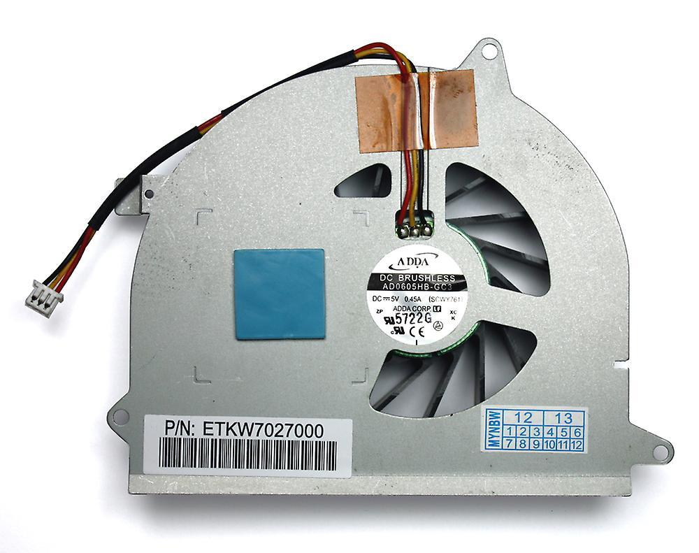 HP Pavilion ZV6148EA Compatible ordinateur portable ventilateur