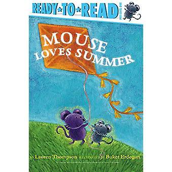 Ratón le encanta verano de Lauren Thompson - libro 9781534420564