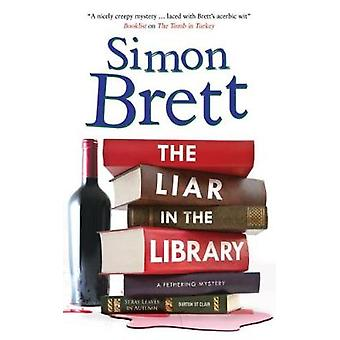 The Liar in the Library by Simon Brett - 9781780291017 Book