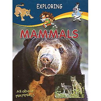 Mammals by Sterling Publishers - 9788120761605 Book