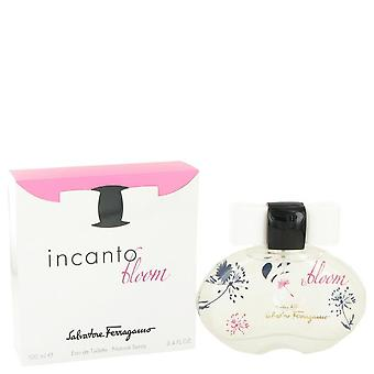 Incanto Bloom Eau De Toilette Spray (nouvel emballage) par Salvatore Ferragamo