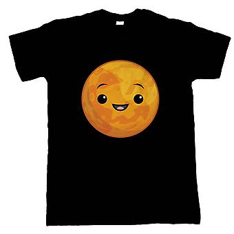 Mercury Planet Mens T-Shirt | Mercury Smallest Hottest Sun No.1 Retrograde | Solar System Universe Galaxy Space Exploration | Cute Astronomy Solar System Gift Him Dad | Guest Artist JG