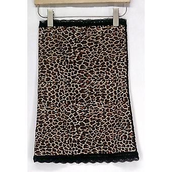 Slim 'N Lift Aire 3-In-1 Smoothing Leopard Print Shaper Black C410626