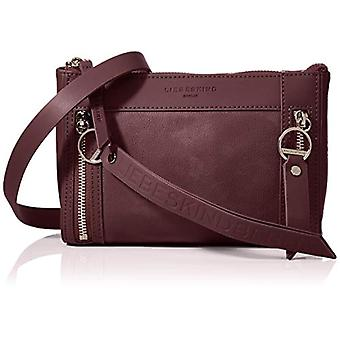 Liebeskind Berlin FRCROSSS FRAME Women's Purple shoulder bag (purple (fig 4897)) 5.5x20x14 cm (B x H x T)