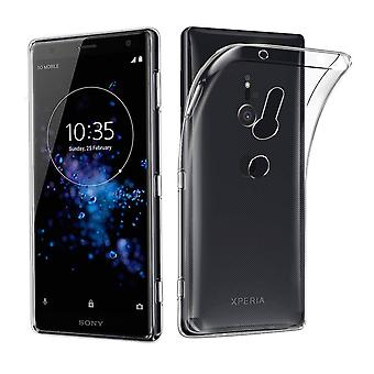 CoolSkin3T voor Sony Xperia XZ3 Transparant Wit
