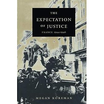 The Expectation of Justice: France, 1944-1946