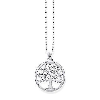 Thomas Sabo silver silverhänge halsband Sterling 925 KE1660-001 -21-L45v