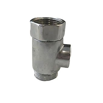 Spacer Revolving With Hole, From 1/2, Heavy Brass