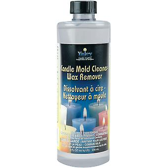 Candle Mold Cleaner & Wax Remover 8 Ounce Bottle 110280