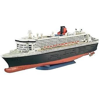 Revell 05808 Ocean liner Queen Mary 2 Watercraft montering kit 1: 1200