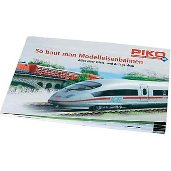 H0 Track layout book Piko H0 99853
