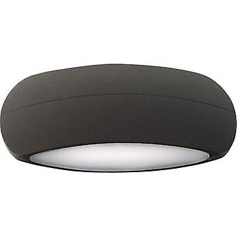 LED outdoor wall light 14 W Warm white Megatron Garda MT69001 Anthracite