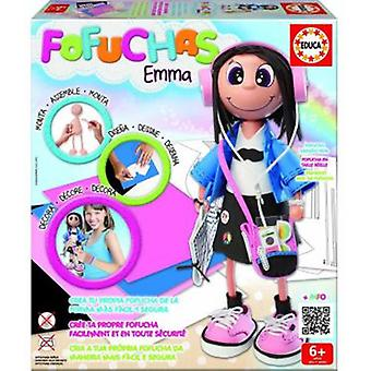 Educa Emma Fofucha (Toys , Educative And Creative , Arts And Crafts , DIY)