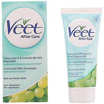Veet After Care Crema Prevencion Vello Enquistado 100 Ml