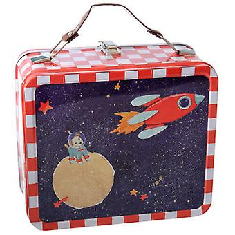 Egmont Toys Astronaut Metal Briefcase (Toys , School Zone , Backpacks)