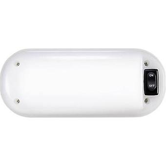 LED interior luz LED (L x W x H) 206 x 86 x 42 mm Basetech