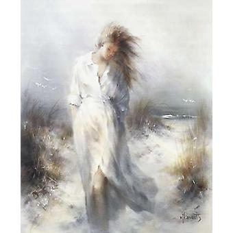 Dreamy Poster Print by Willem Haenraets