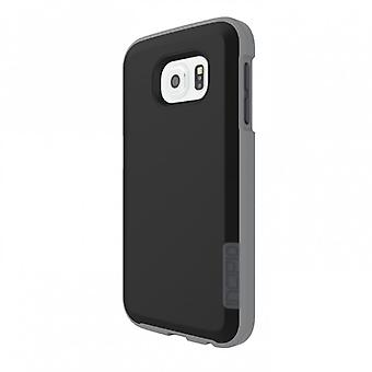 Incipio SA-619-BSC Phenom cover military standard, Samsung Galaxy S6, black/grey